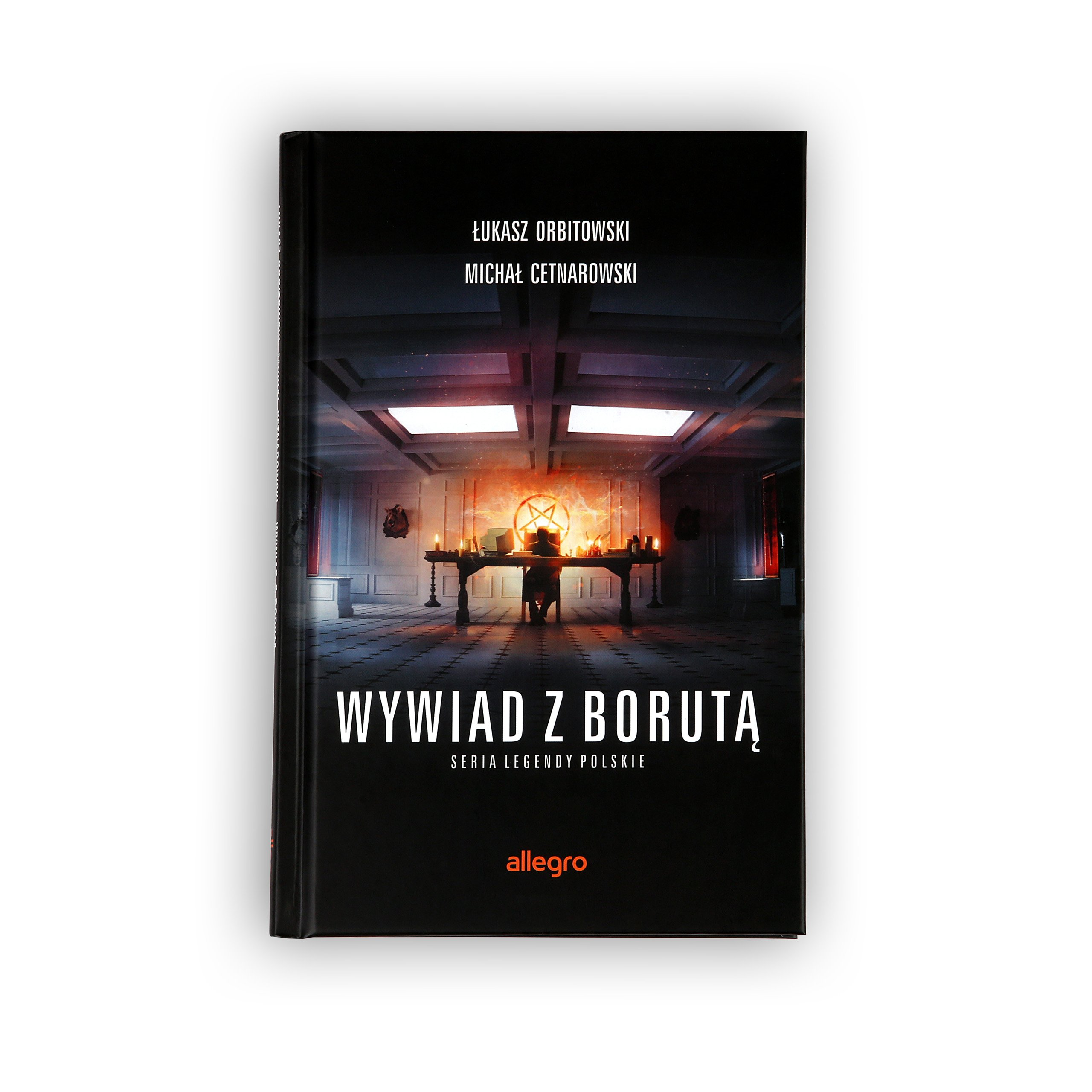 Wywiad z Borutą z autografami Legendy Polskie