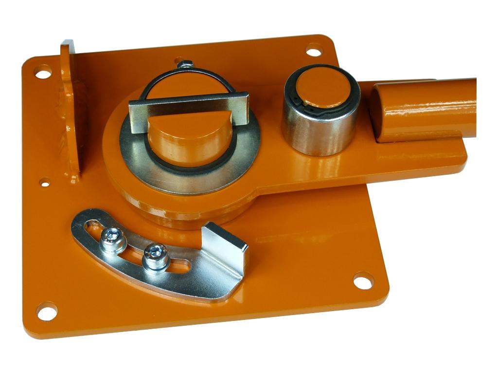 Ohýbací stroj pre prúty strVA Drôt FI 6-14 GR-3
