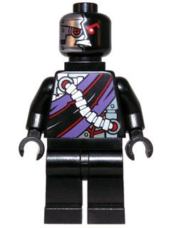 Lego Ninjago: Nindroid Drone NJ084 | KLOCUS24 |