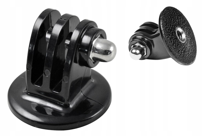 Adapter na statyw uchwyt metalowy gwint Eken H9 H8