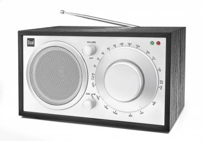 Retro rádio Hi-Fi Dual č. 2 drevo