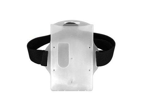 Kartový prípad na elastickom držiteľa - ID