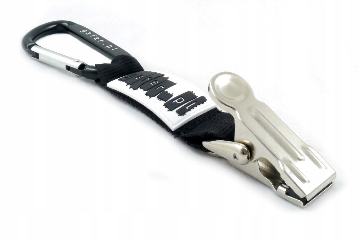 Item Gafer.pl clip glove holder, spring hook