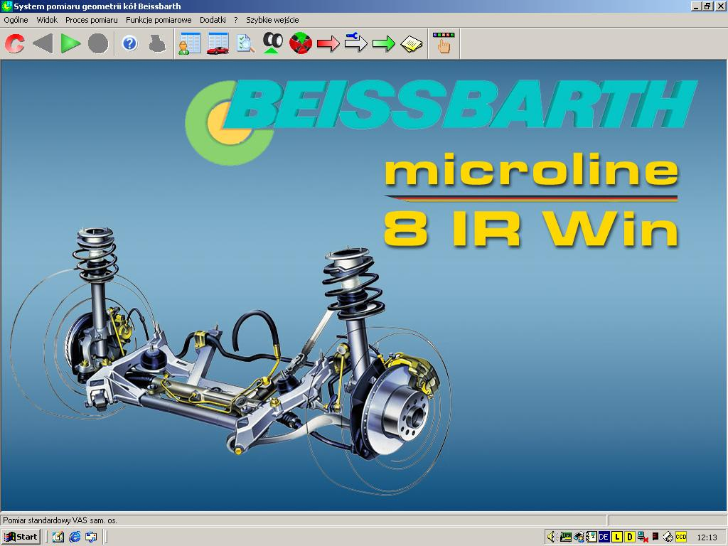 Item The Beissbarth service - calibration