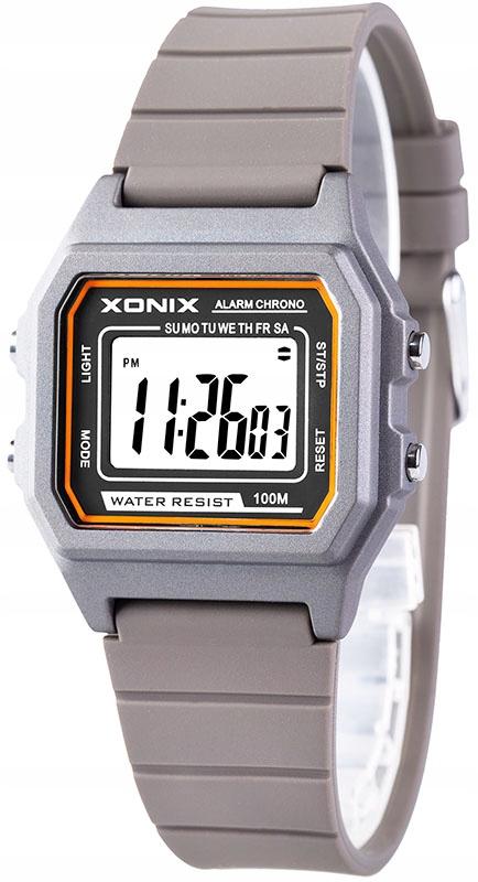 Detské hodinky XONIX WR100m vzor RETRO DARČEK