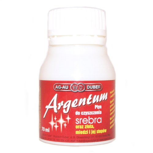 Item Argentum - Liquid for cleaning silver, gold 70ml
