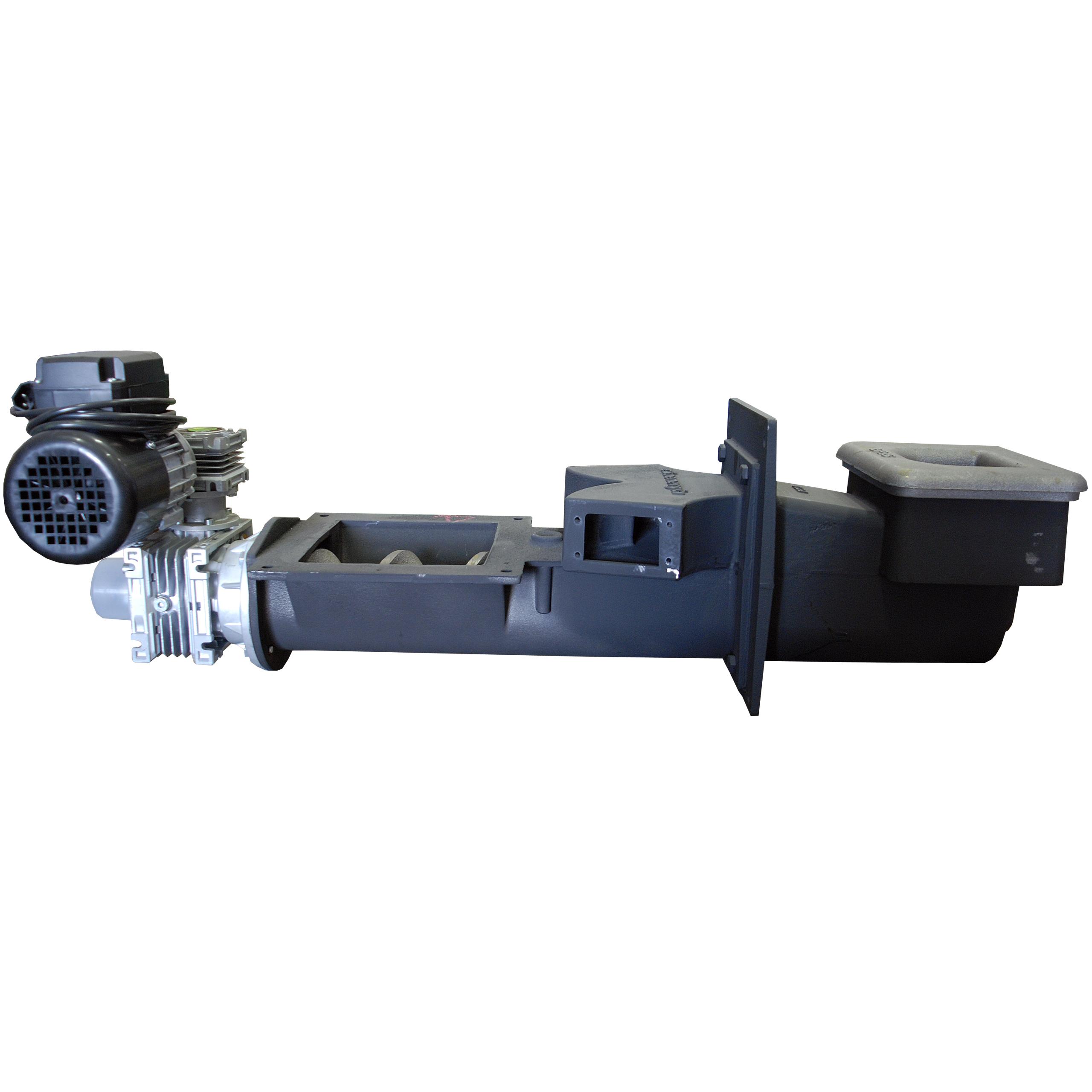 Podávač pre ekologické hrachové uhlie a jemné uhlie 15 kW ECO-ENERGY Hmotnosť produktu s jednotkovým balením 100 kg