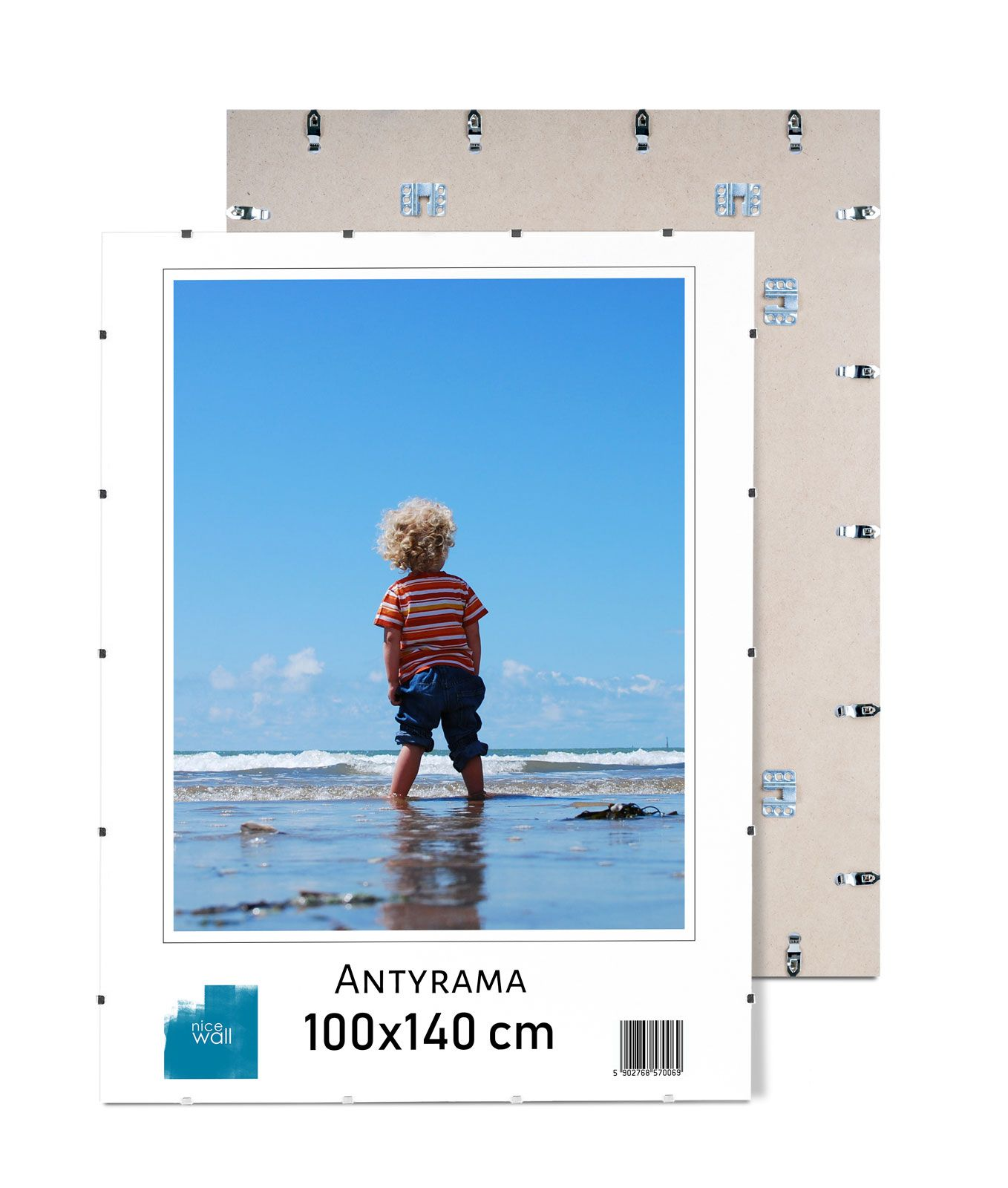 Antirama 140x100 cm AntiRAMI 100x140 cm Formát B0