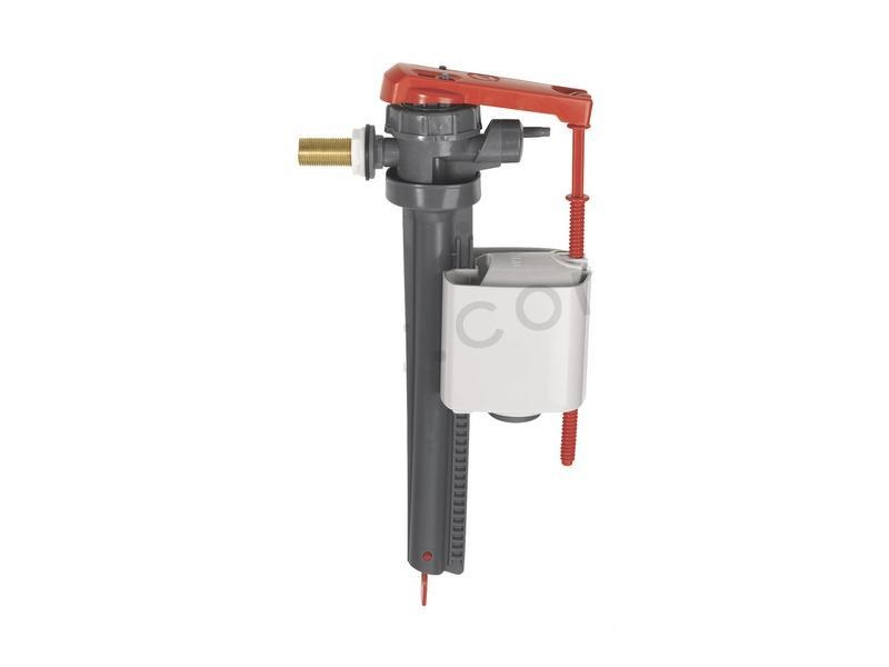 Plniaci ventil Cistern na WC WIRQUIN 3/8 BRASS