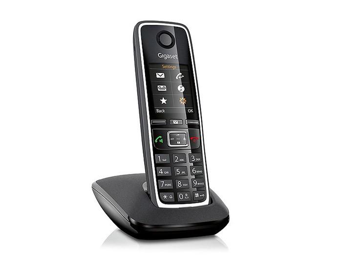 TELEFON STACJONARNY BEZPRZEWODOWY GIGASET SIEMENS