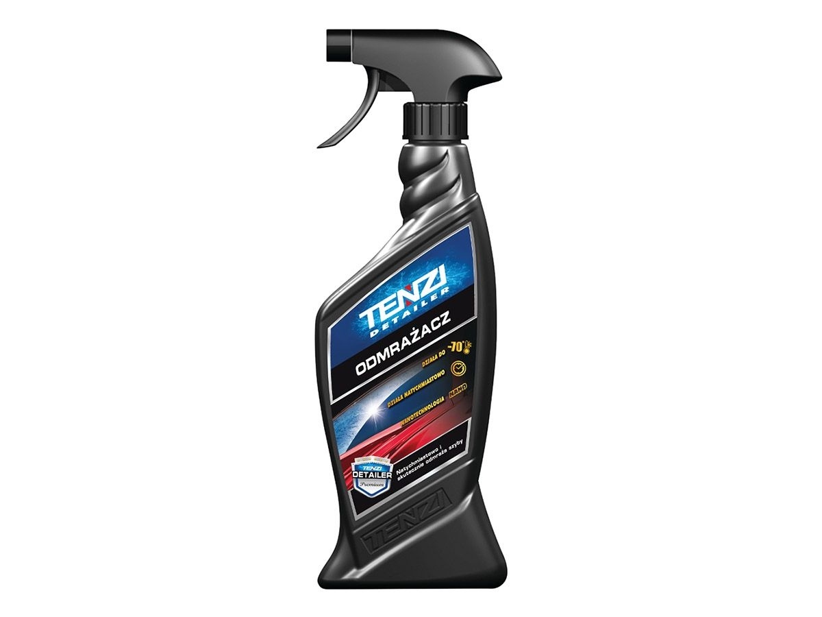 TENZI DETAILER WINDOW DEFROSTER 600ML