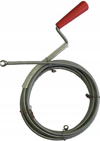 Спираль, пружина, винт КАНАЛИЗАЦИЯ для ТРУБ 3 м