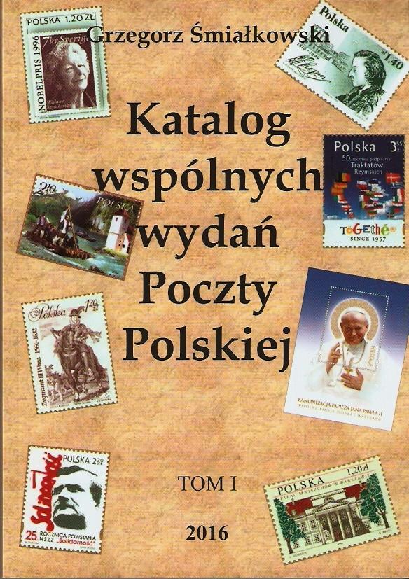 Каталог совместных изданий Почта Польши.
