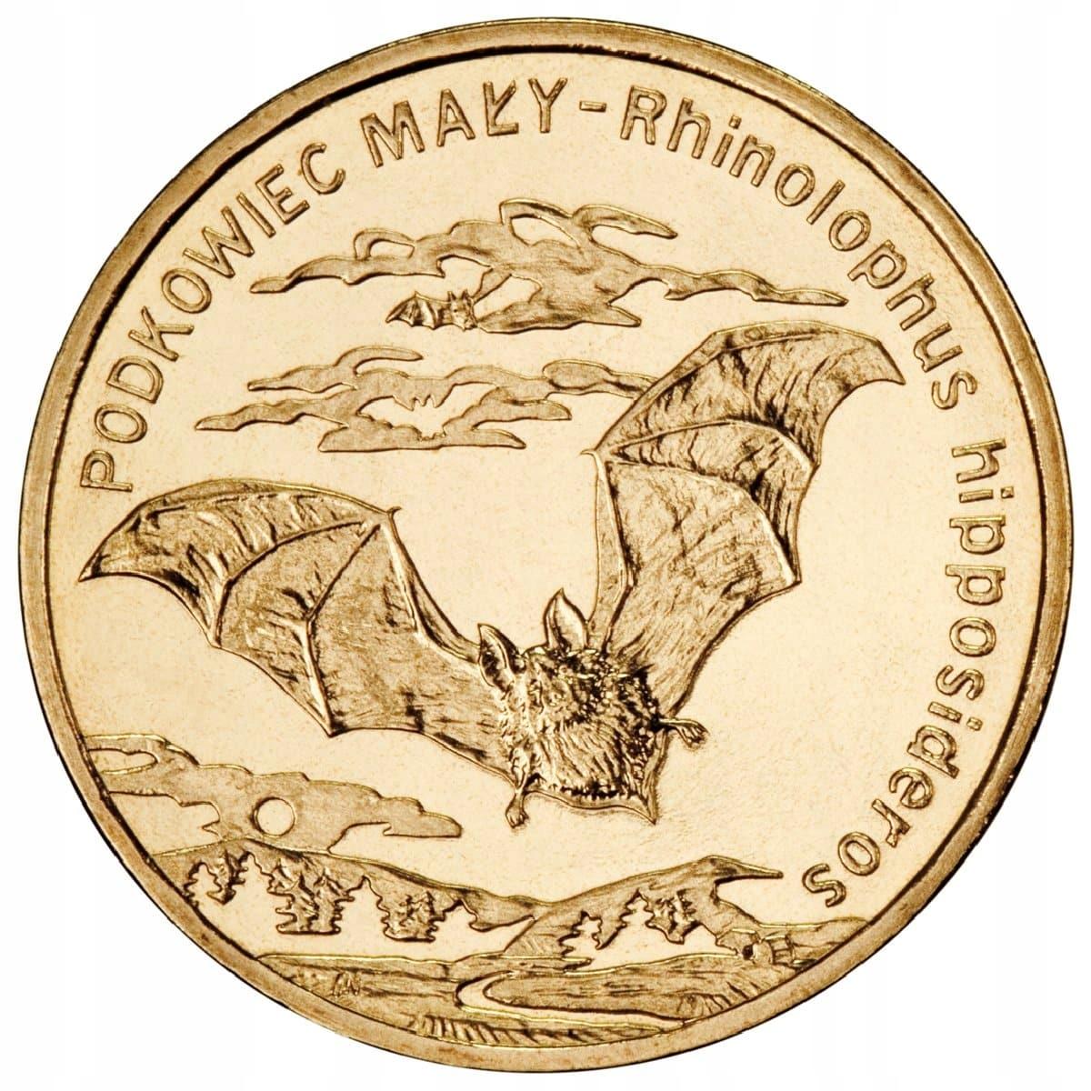 Монета 2  Podkowiec Маленький
