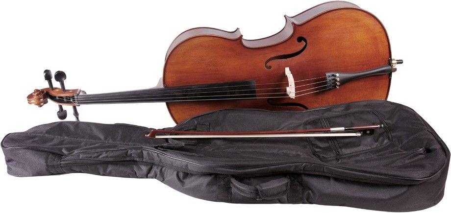 Cello 1/2 M-Tunes No.160 Drevené Lutnicza