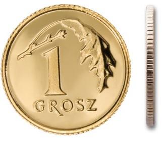 Подсумок для монет MW 1 грош 2013