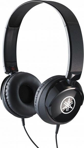 Item YAMAHA HPH-50B BLACK DYNAMIC HEADPHONES
