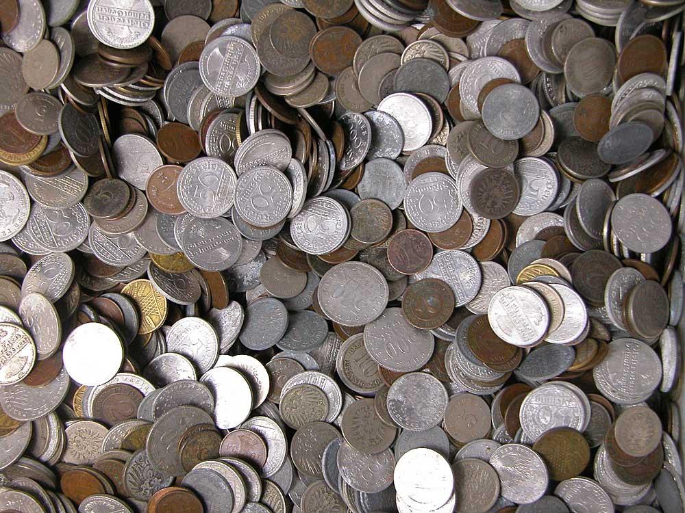 ГЕРМАНИЯ - ДОВОЕННЫЕ монеты - 1 КИЛОГРАМ - 1 кг