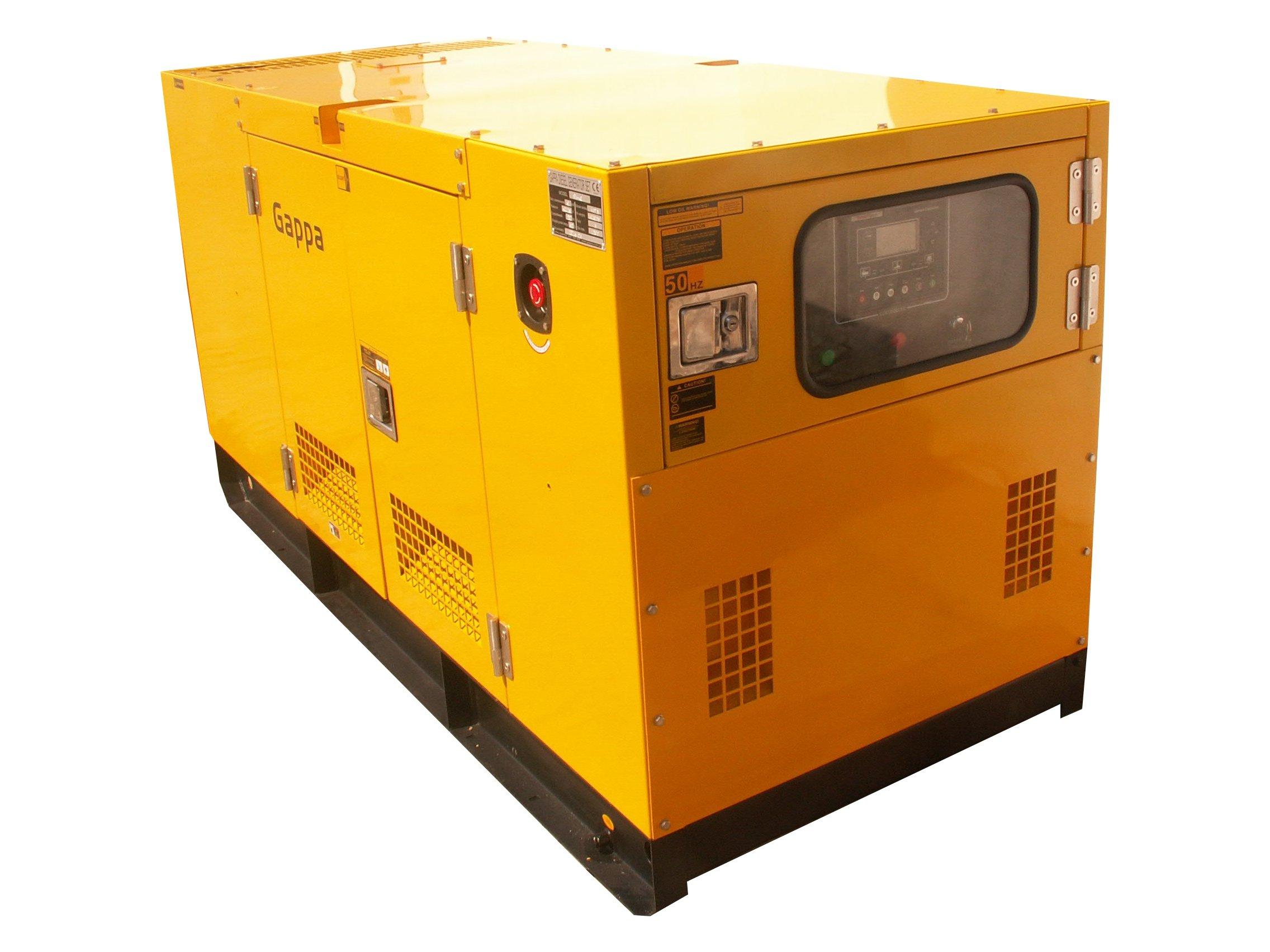 AGREGAT Prądotwórczy Generator 50kW / 64 KVA SZR