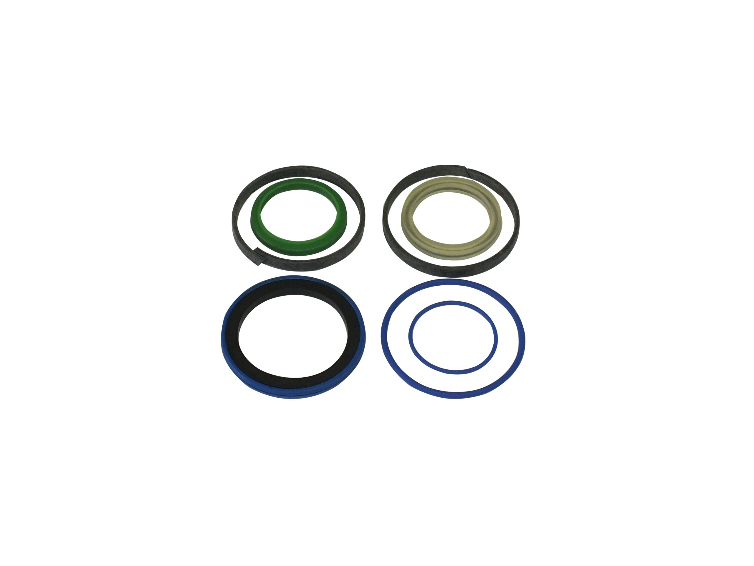 Комплект уплотнений гидроцилиндра JCB 3CX,4CX, 40x70