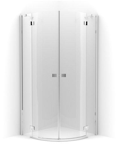 sprcha RADAWAY ALMATEA PDD 100x100 transparentné