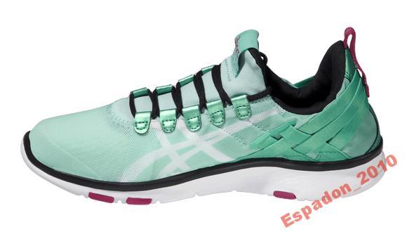 Topánky pre telocvični Asics Gel - Fit Sana 37