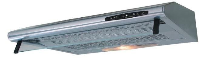 Кухонная вытяжка CIARKO ZP серебро 60 см, фильтр-AL