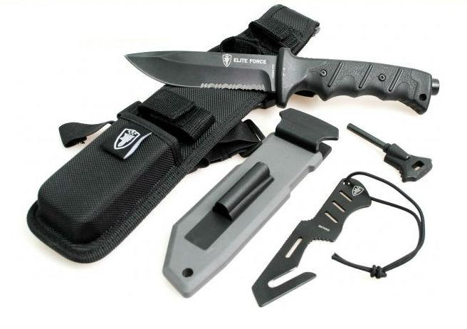 ELITE FORCE EF703 SADU 2 Nožov KRESADLO STROJ