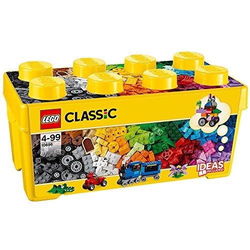 Klocki LEGO Classic Kreatywne średni zestaw 10696