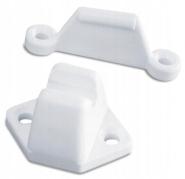 Защита двери пластиковые - белый