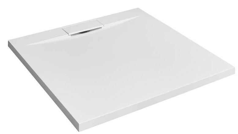 Pan RADAWAY Giaros C 100x100 + sifón