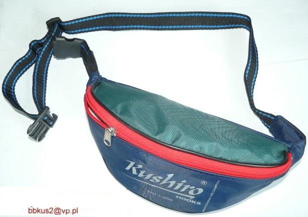 Kushiro značkový sáčok Belts - Výhodné!