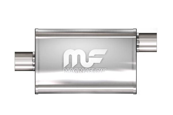 глушитель овальная magnaflow - джип v6 v8 2 25 - 11255