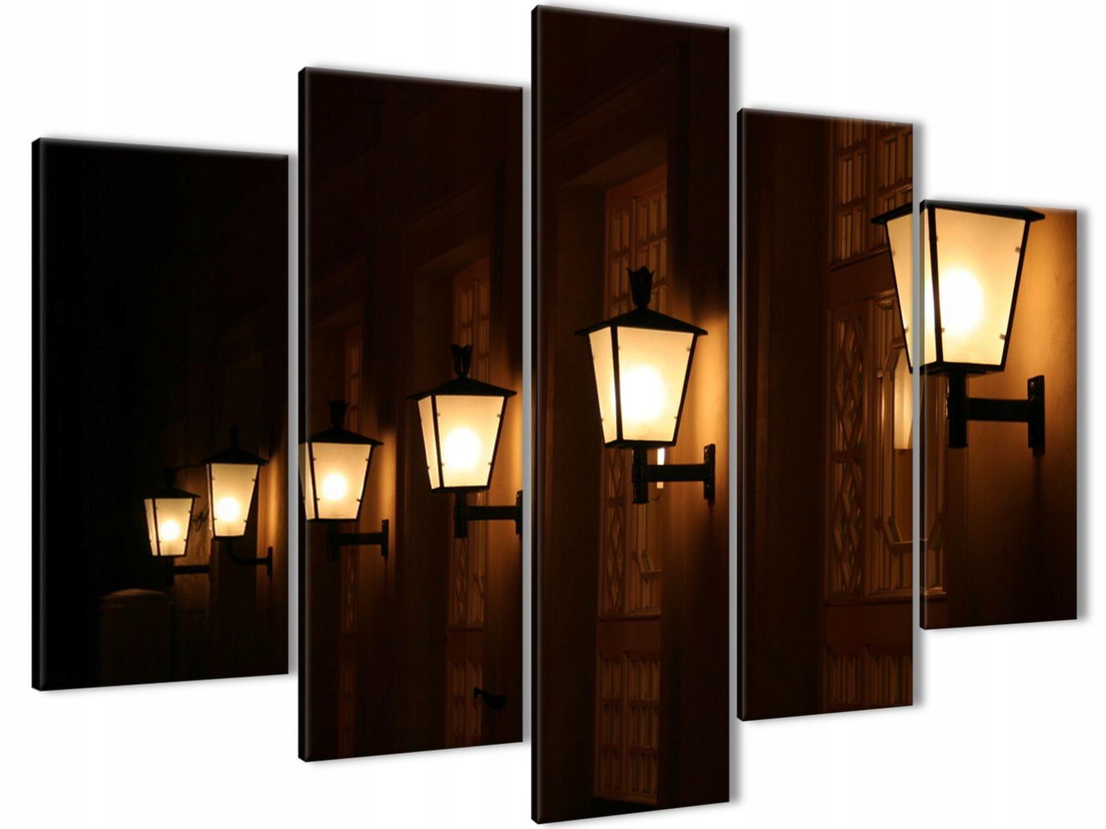 Obraz Lampy ścienne 150x100 Do łazienki Gratisy