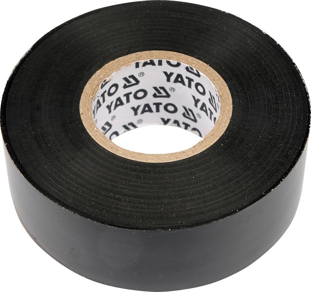BLACK INSULATION TAPE 10 м x12 мм x 0,13 YATO 8152