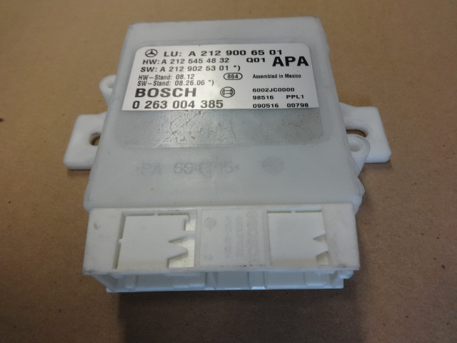 Picture of MERCEDES CONTROL MODULE DOORS 212 A2129006501