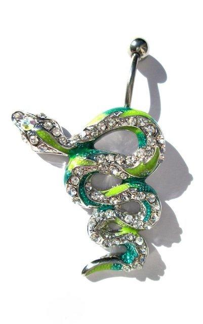 Item Earrings for navel - HOSE 1,6/12