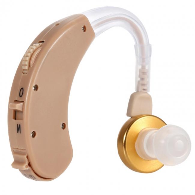 Vypočutné zariadenie Zvukový zosilňovač BTE BTE