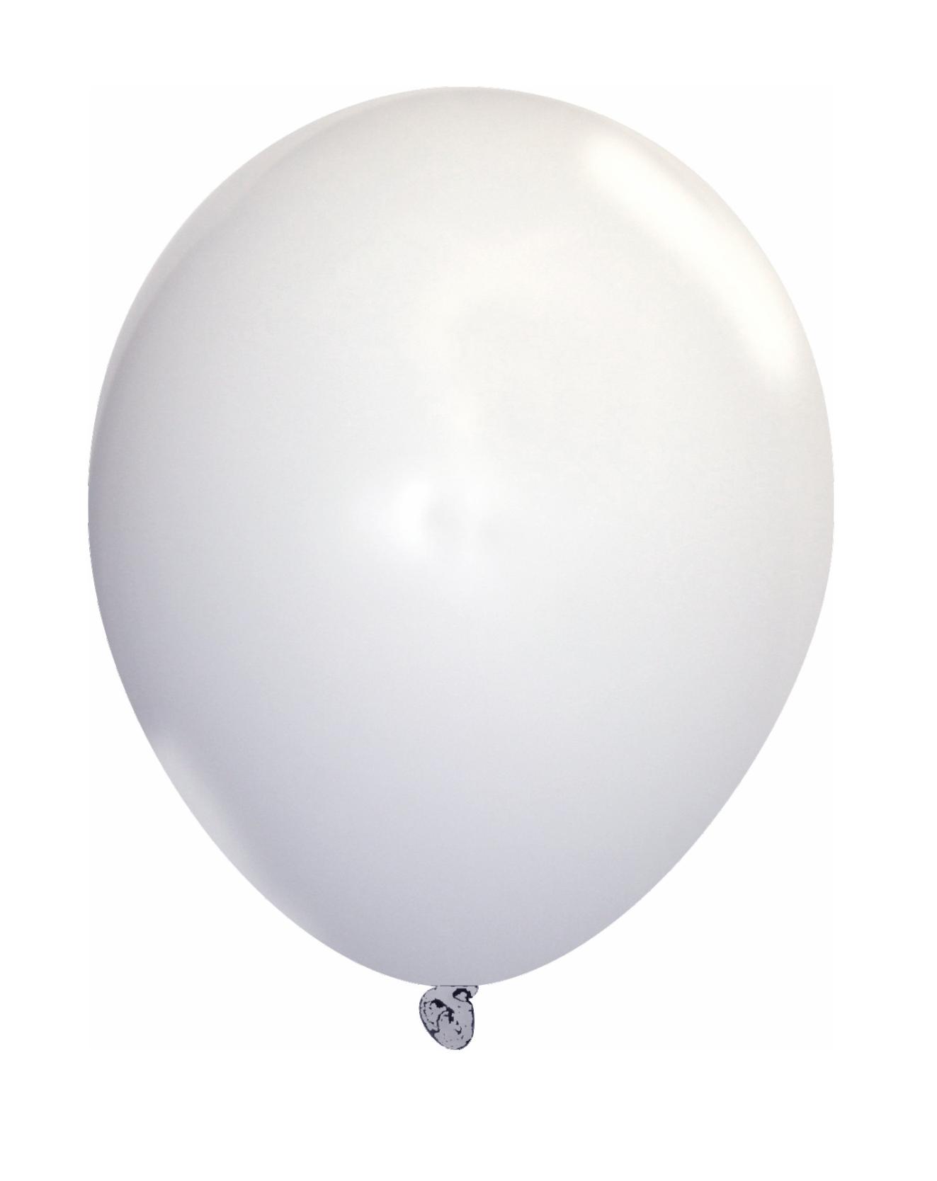 шары белые на свадьба 33cm высокая качество ... 100szt