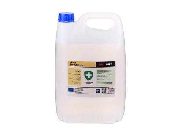 Пропиленгликоль чистый 99,9% BIOMUS 28кг