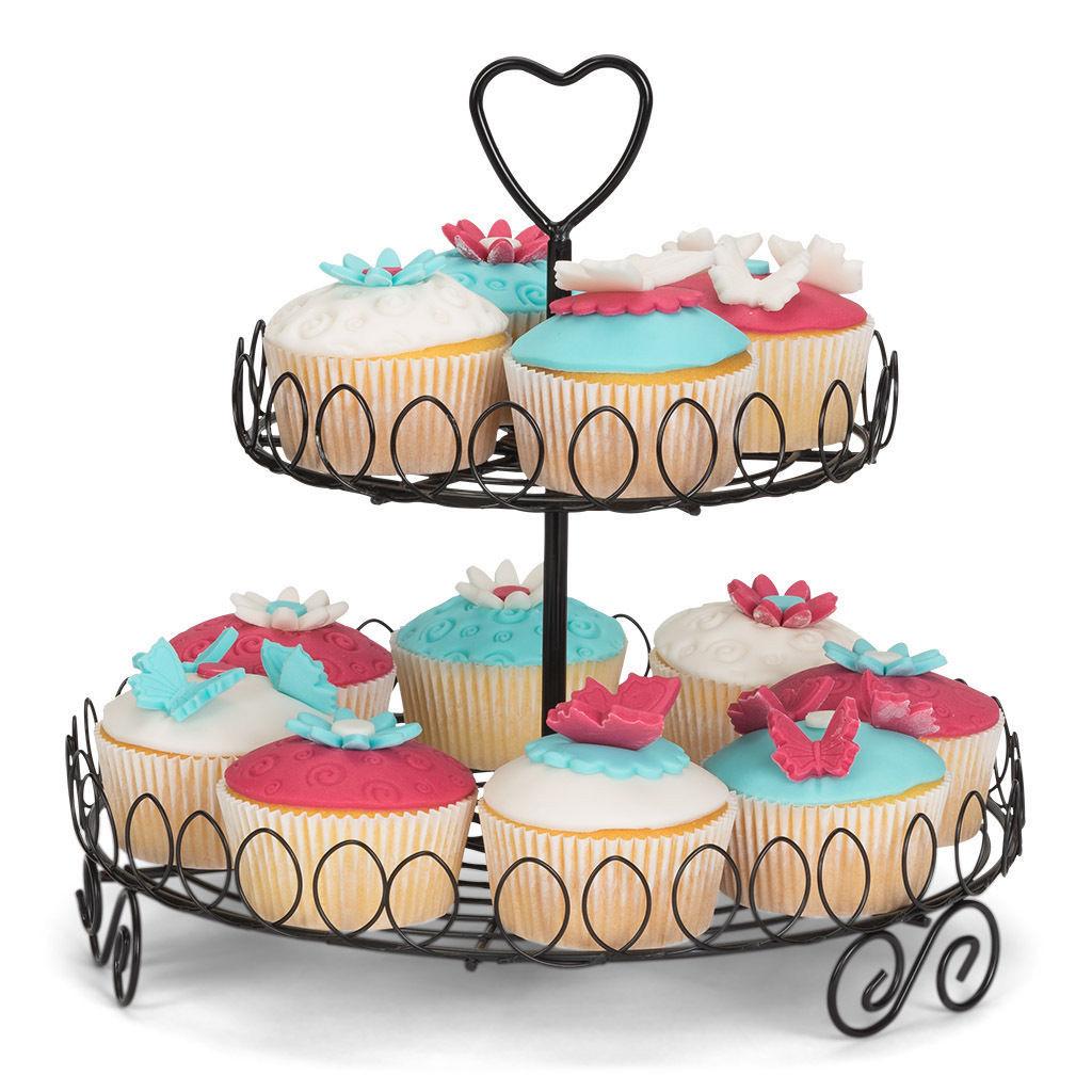 STOJAN SLÚŽI STOJAN NA KOLÁČIKY KOŠÍČKY TORTU VINTAGE