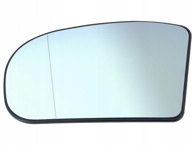 вклад зеркала с подогревом l к mercedes w203 w211