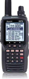 Rádio lietadlo FTA-750L s GPS, ILS, VOR CON-ISKRA