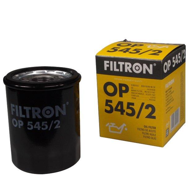 фильтр масла filtron кол-во в упак 5452 панда  punto  brava