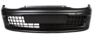 Fiat seicento бампер передний 1998-2001 черный хит