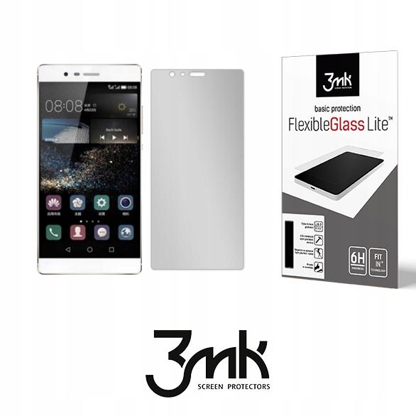 Huawei P9 Plus - Szkło hybrydowe 6H 3mk Fg Lite