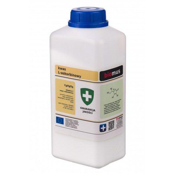 BIOMUS L-аскорбиновая кислота Витамин С 1кг