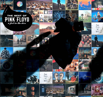 Item PINK FLOYD THE BEST OF a Foot in the Door CD Remas