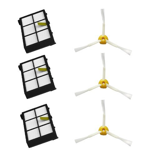 iRobot Roomba Filtre Kefy 850 860 865 866 870