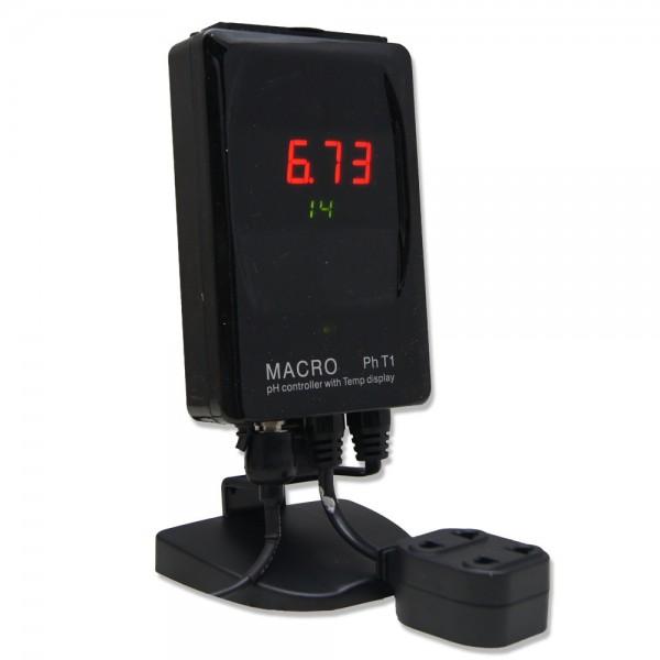 Makro Aqua pH Regulátor s teplotný senzor